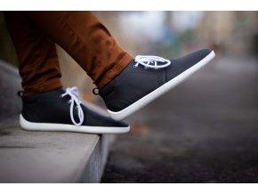 barefoot be lenka icon celorocne dark grey 11470 size large v 1