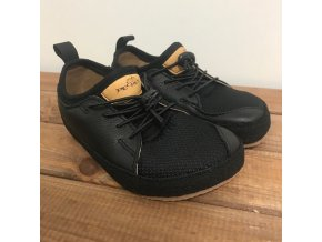 Barefoot Pegres BF33 - celoroční teniska - černá, Pegres