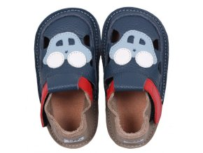 Sandálky Vacation Car - podrážka 2 mm, Tikki shoes