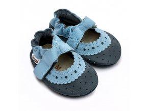 liliputi soft baby sandals dolphin 4915