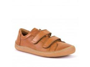 Barefoot nízké tenisky BROWN, Froddo