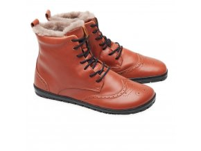 QUINTIC Brogue Cognac, ZAQQ