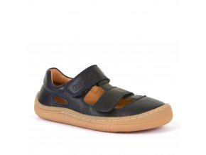 Barefoot sandále DARK BLUE, Froddo