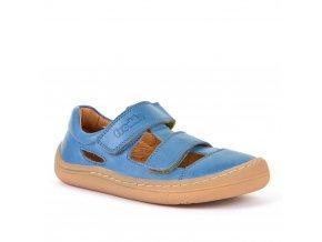 Barefoot sandále JEANS, Froddo