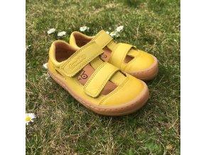Barefoot sandále YELLOW, Froddo