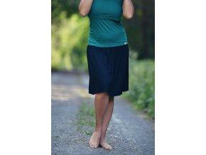 cerna sukne kratka uvodka