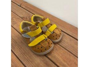 Barefoot sandály Caramel, Beda Barefoot
