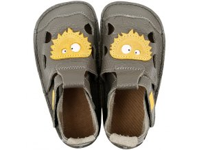 leather barefoot sandals 19 23 eu nido milo 18074 4