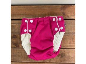 Tréninkové kalhotky PAT - Malina, Anavy