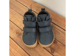 Barefoot kotníčkové boty Autumn - BLUE, Froddo