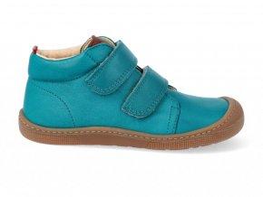 22998 barefoot kotnikova obuv koel4kids don turquoise 1