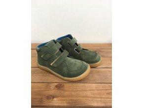 Baby Bare Shoes Febo Fall Khaki