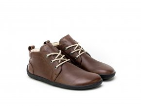 barefoot be lenka icon celorocne dark brown 22729 size large v 1