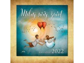 kalendar miluj svuj zivot 2022