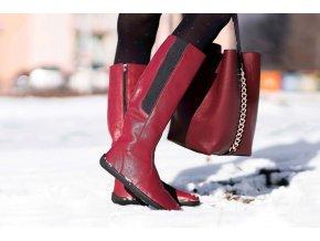 zimne barefoot cizmy sierra ruby 25726 size large v 1