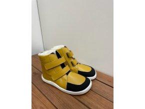 Baby Bare Shoes - Febo Winter KAYAK Asfaltico