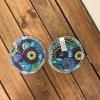 Vložky do podprsenky - barevné MIX (PUL) - 1 pár, Breberky