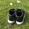 Baby Bare Shoes Febo Fall Black (ASFALTICO)