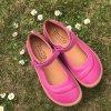 Barefoot balerínky FUCHSIA, Froddo