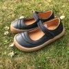 Barefoot balerínky DARK BLUE, Froddo
