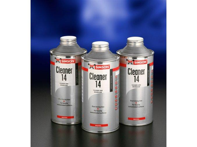 Čistič Cleaner 14