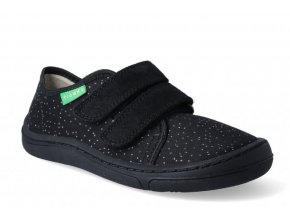 Froddo barefoot plátěné tenisky - black