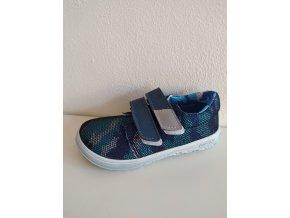 JONAP barefoot B7 tenisky - modrá