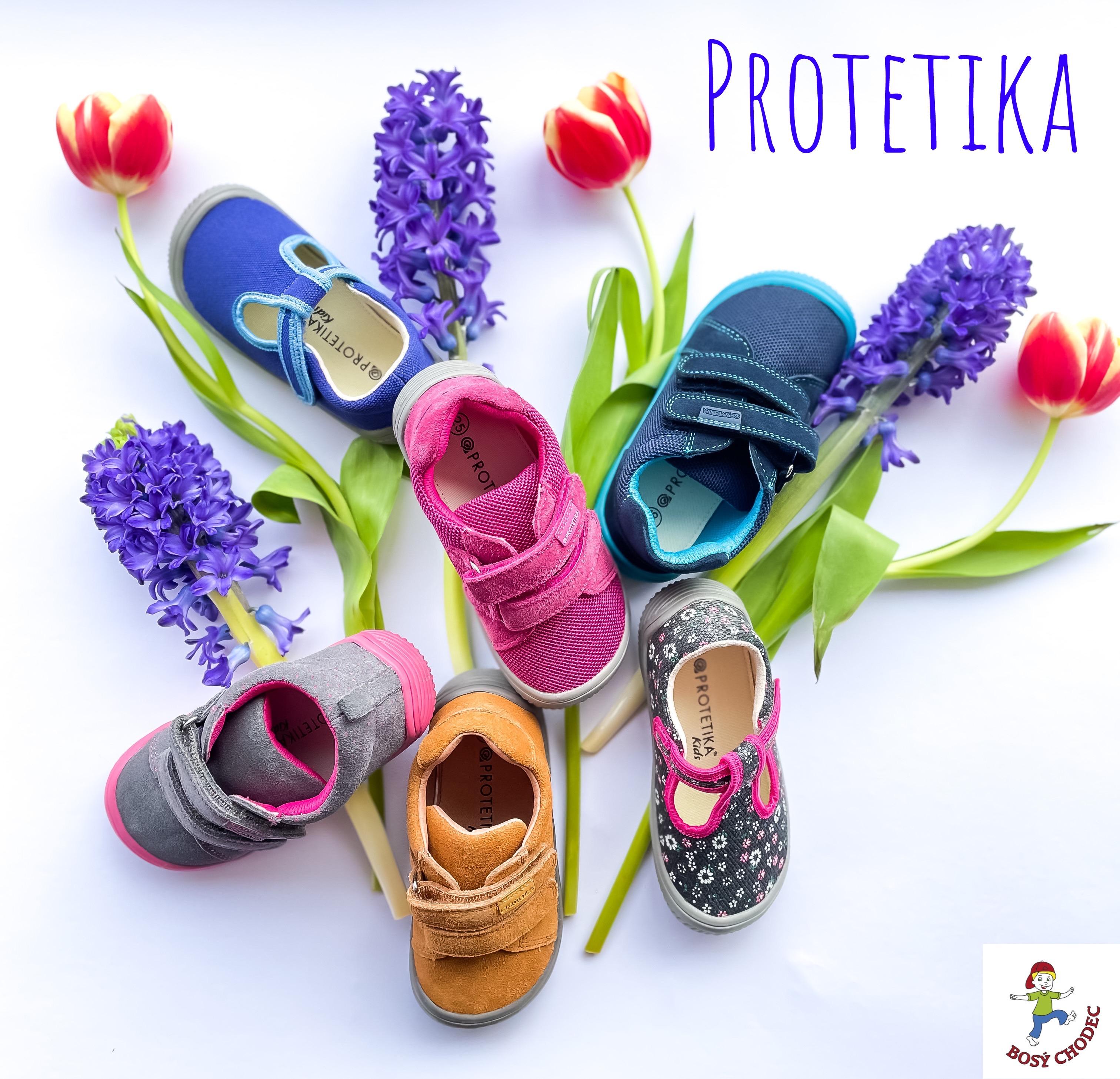 Protetika celoroční obuv