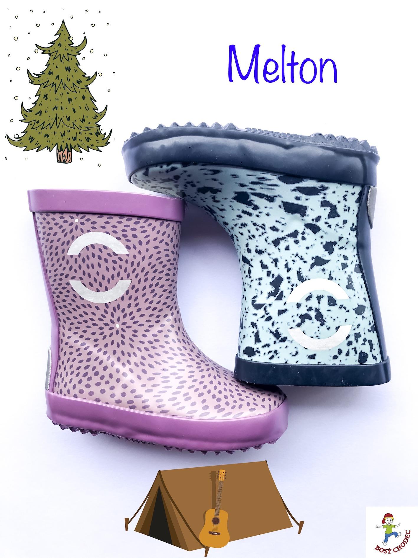 Melton - dětské holínky