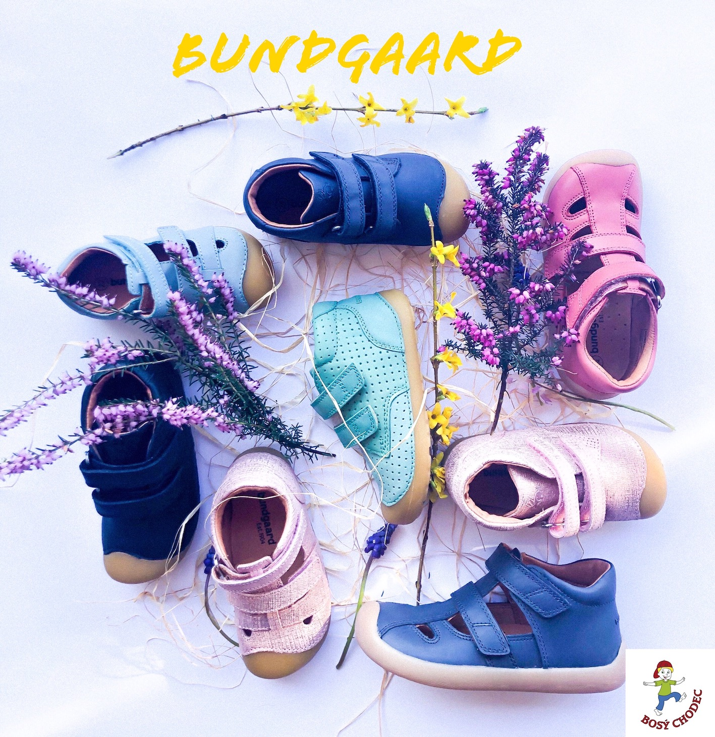 Dětské boty Bundgaard - jaro/léto 2020