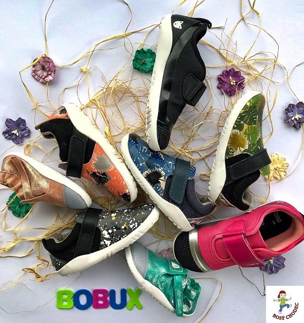 Dětské barefoot boty Bobux