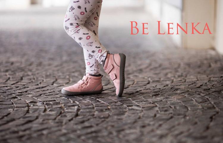 Zimní boty Be Lenka