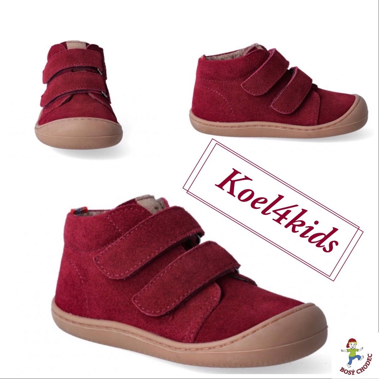 Celoroční dětské boty Koel4kids