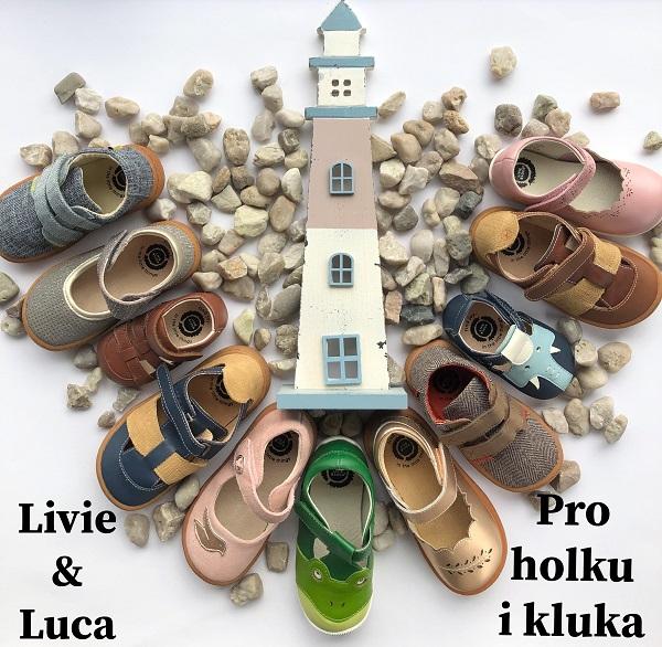 Dětské boty Livie & Luca