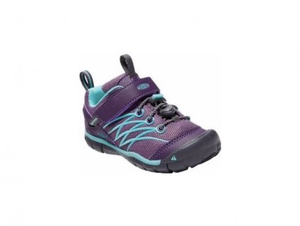 BOTY KEEN CHANDLER CNX MONTANA GRAPE/AQUA HAZE - WATERPROOF