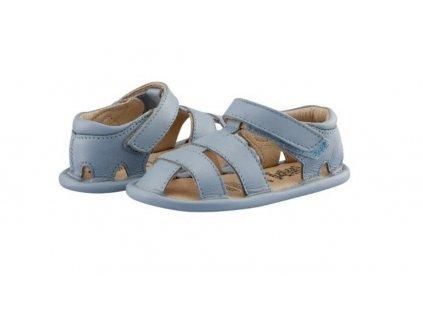 SANDÁLY OLD SOLES - SANDY SANDAL - NEON BLUE - MODRÁ