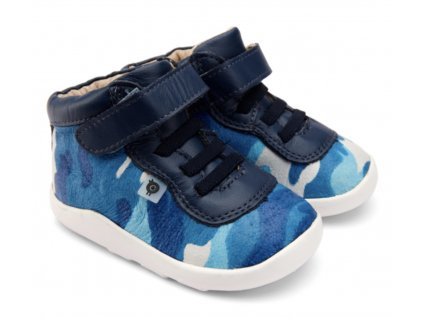 BOTY OLD SOLES - CAUSE WAY - SKY CAMO/JEANS