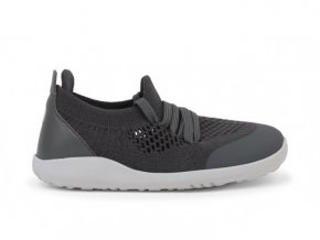 BOTY BOBUX PLAY KNIT TRAINER SMOKE - ŠEDÁ