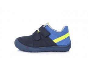 BOTY D.D.STEP 293A - ROYAL BLUE - TMAVĚMODRÁ - (063)