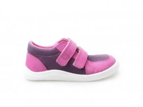 BOTY BABY BARE SHOES FEBO SNEAKERS - FUCHSIA/PURPLE