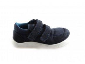 BOTY BABY BARE FEBO SNEAKERS - NAVY - TMAVĚMODRÁ