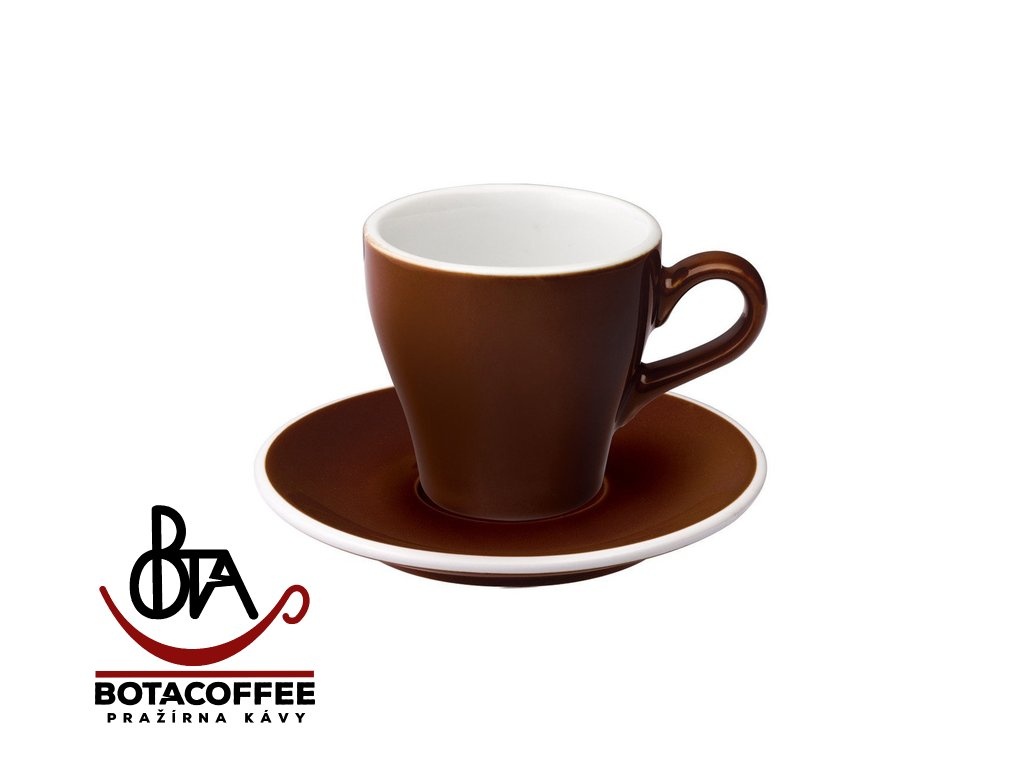 Loveramics Tulip Espresso 80 ml Brown
