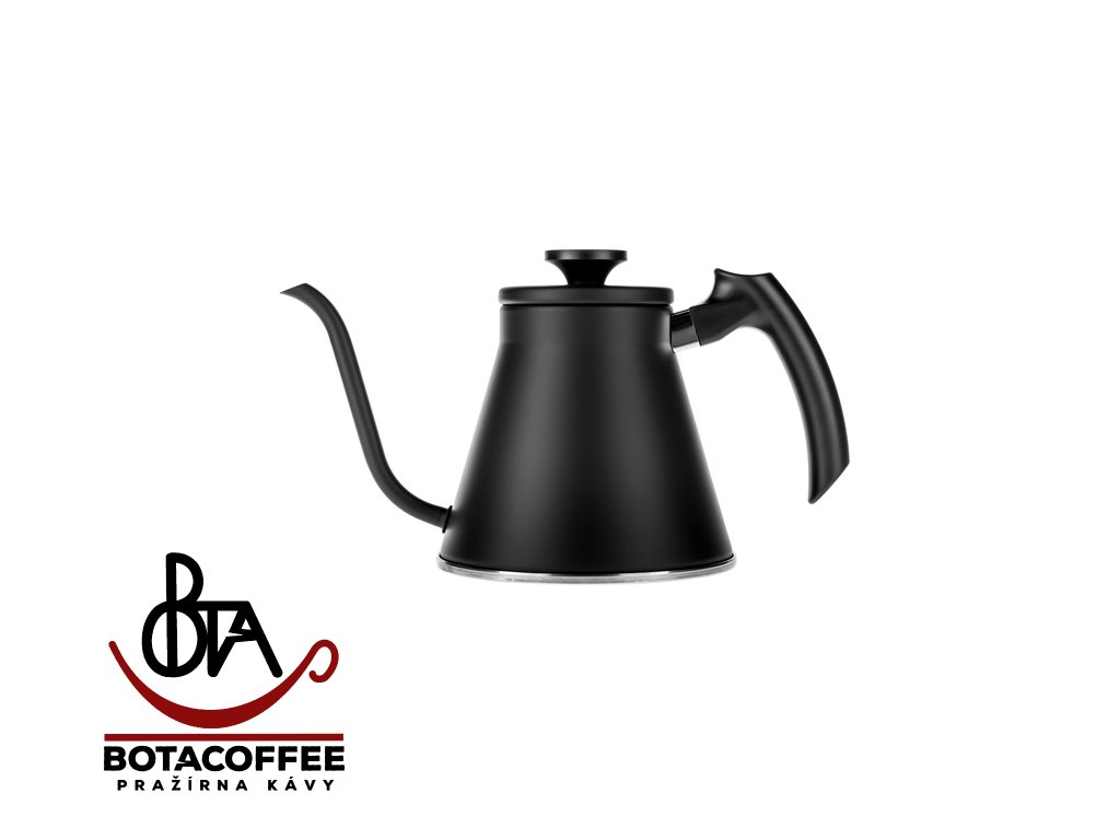 Hario Fit V60 Drip Kettle Black - 1,2l