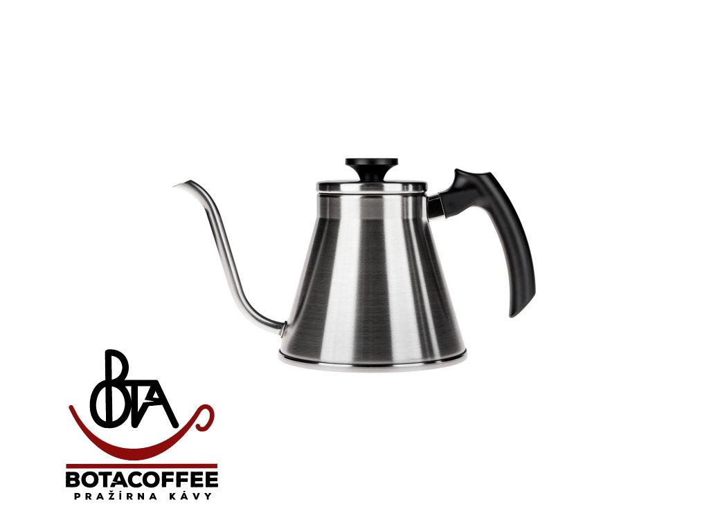 Hario Fit V60 Drip Kettle Silver - 1,2l