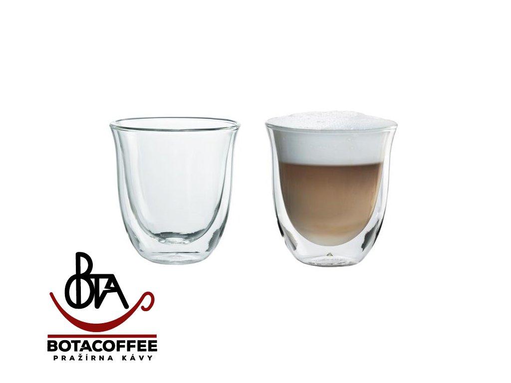 Sklenice na cappuccino 2 ks