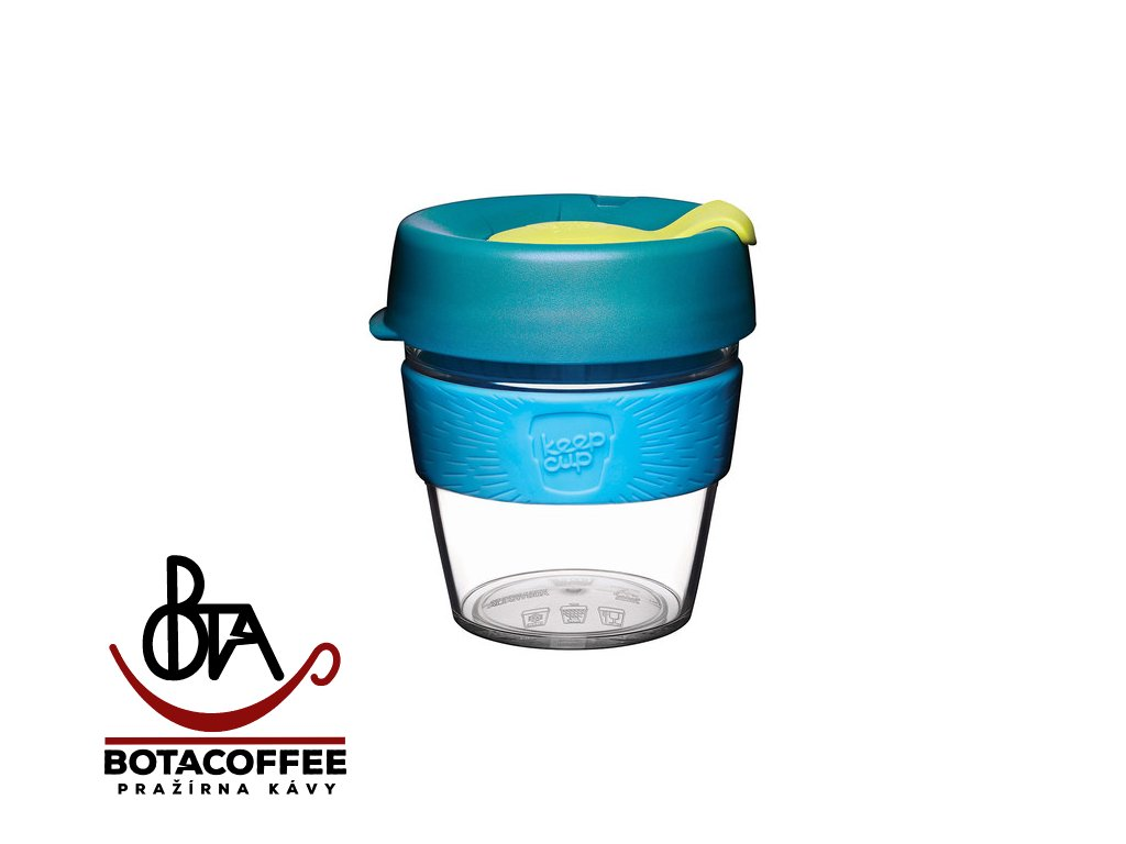 KeepCup Original - Clear Ozone S (227 ml)