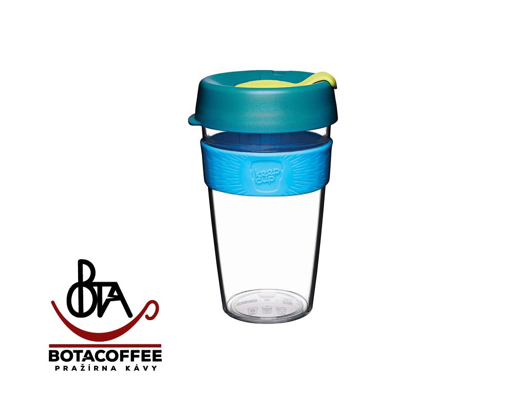 KeepCup Original - Clear Ozone L (454 ml)