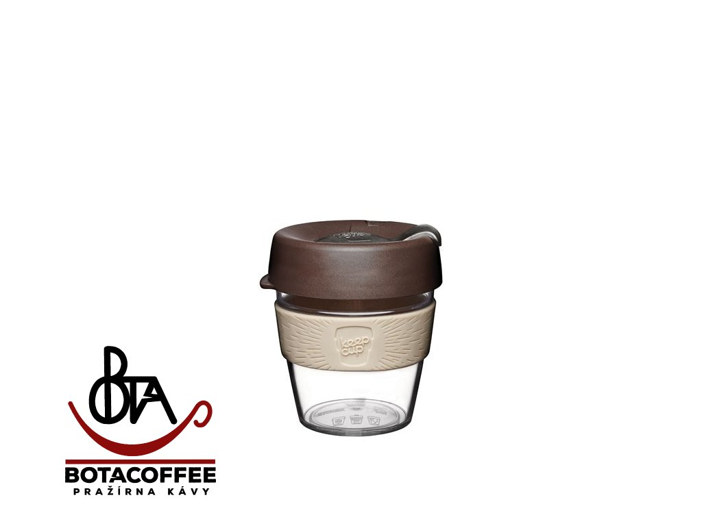 KeepCup Original - Clear Aroma S (227 ml)