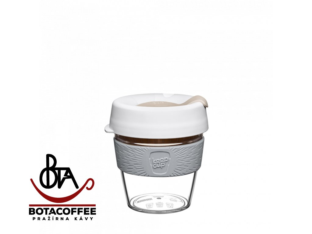 KeepCup Original - Clear Nimbus S (227 ml)
