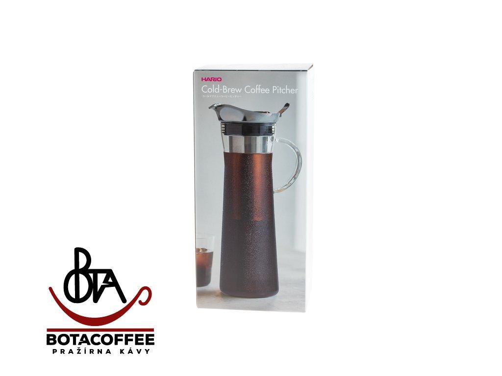 Hario - Cold Brew Coffee Pitcher - ukázka balení produktu